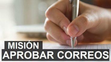 APROBAR OPOSICIONES DE CORREOS