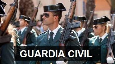 Información sobre oposiciones de Guardia Civil