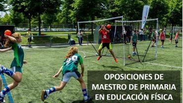opocisiones educacion fisica