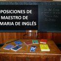 osiciones de maestro de primaria de ingles
