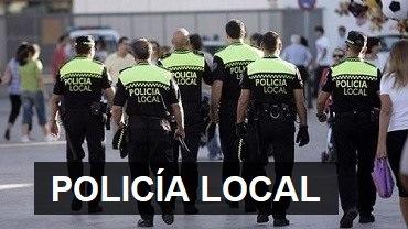 Información sobre oposiciones de Policia local