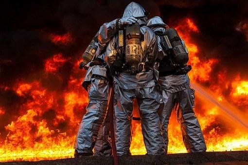 Pruebas físicas para ser bombero